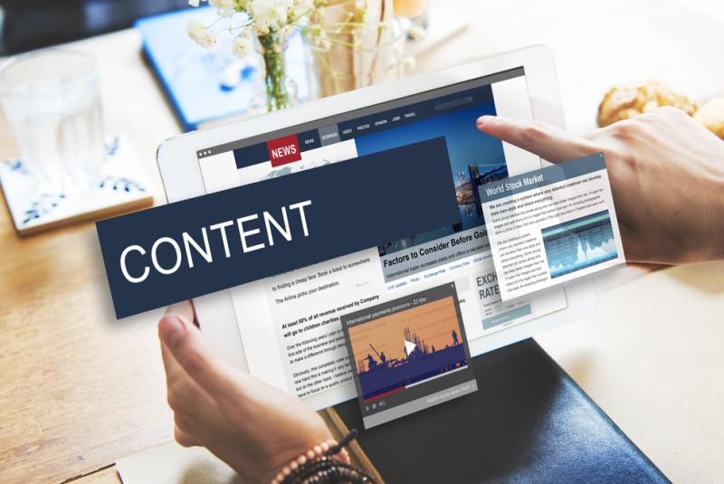 Chaos auf dem Bildschirm: Durch die immense Zunahme von Content bekommen Nutzer zu viele unwichtige Inhalte angezeigt. Seitenbetreiber sollten nur sehr hochwertigen Content zu produzieren, der einen echten Mehrwert bietet und den User nicht langweilt. (#03)