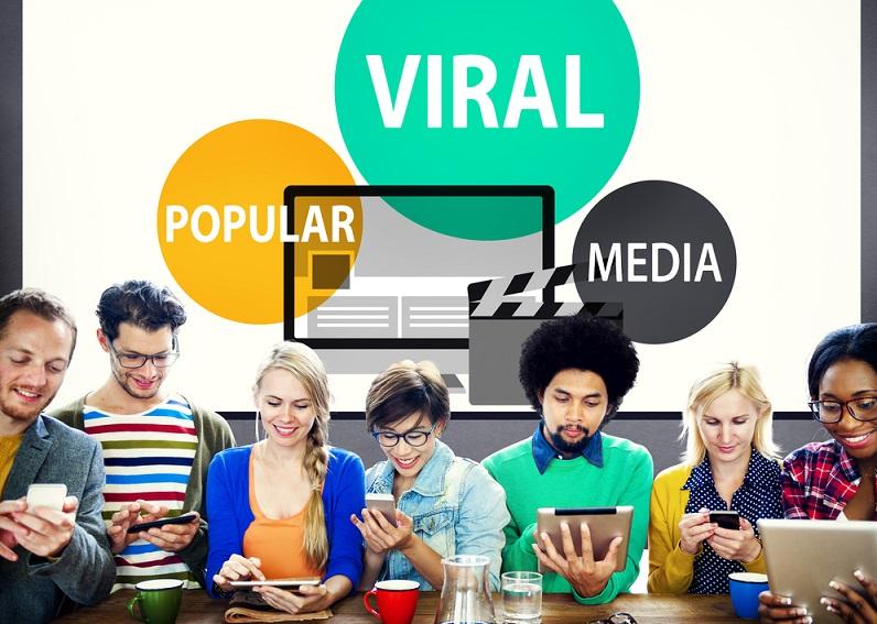 Virale Videos sollen gar nicht eine bestimmte Werbeaussage für ein spezifisches Produkt beinhalten. (#01)