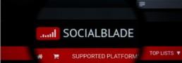 Socialblade: YouTube und die KPIs (Foto: shutterstock - II.studio)
